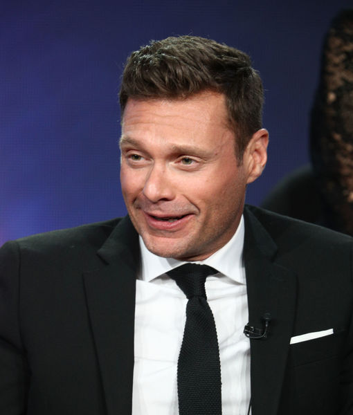 Ryan Seacrest Not Nervous Ahead of Oscars
