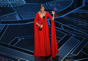Allison Janney Thanks 'I, Tonya' Bird in Oscars 2018 Acceptance Speech
