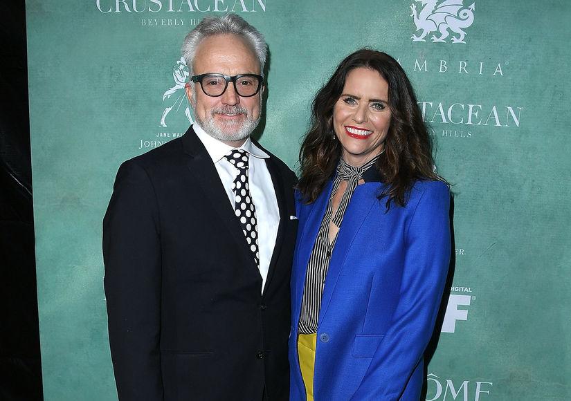 TV Co-Stars Bradley Whitford & Amy Landecker Tie the Knot