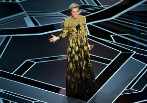 Frances McDormand's Oscar Stolen at After-Party – Alleged Thief Arrested!