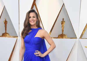 Jennifer Garner Just Won the Oscars! See Her Gorgeous Look