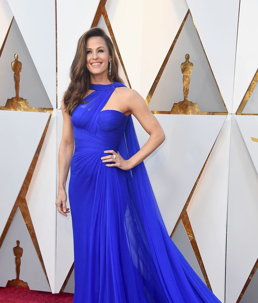 Jennifer Garner Reacts to Gone-Viral Oscars Meme