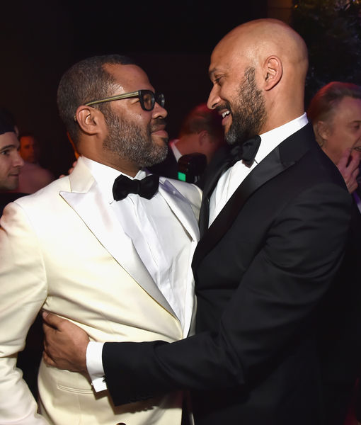 Keegan-Michael Key's Epic Reaction to Jordan Peele's Oscar Win and More