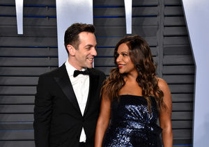 Mindy Kaling & B.J. Novak Spark Reconciliation Rumors at Vanity…