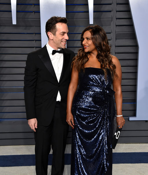 Mindy Kaling & B.J. Novak Spark Reconciliation Rumors at Vanity Fair Oscar Party