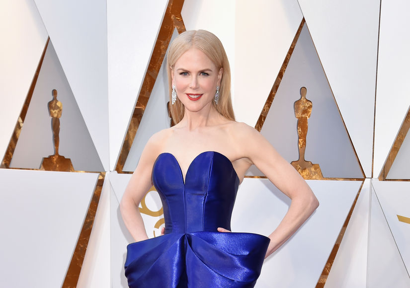 Pics! The 2018 Oscars Red Carpet