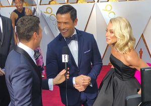 Ryan Seacrest Attracts Fewer Stars on Oscars 2018 Red Carpet
