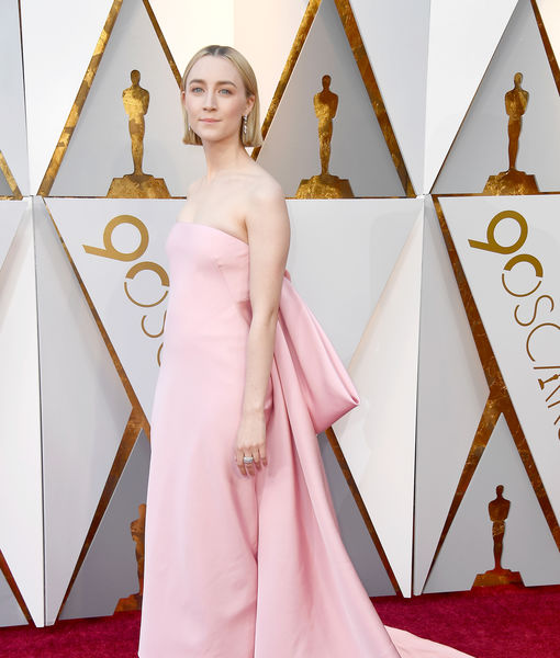 Saoirse Ronan Chops Off Her Hair — See Her Short New 'Do at Oscars 2018!