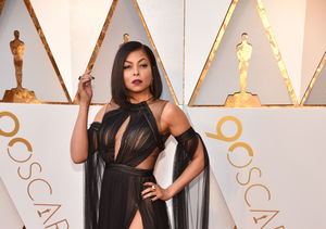 Taraji P. Henson Dishes on Her Past Loves