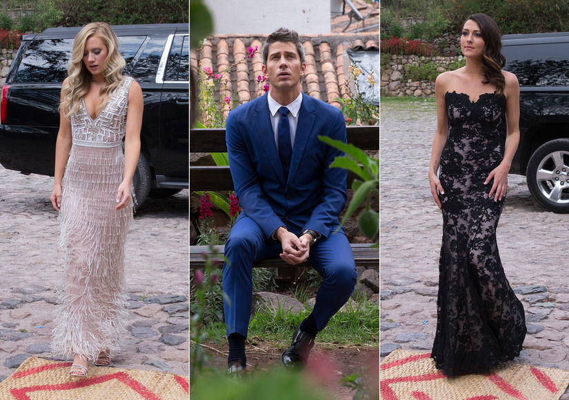 The Shocking Twist on Tonight's 'Bachelor' Finale