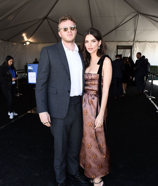 Emily Ratajkowski & Sebastian Bear-McClard Step Out Publicly After Surprise…