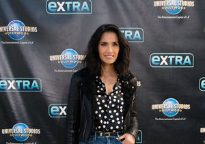 What Padma Lakshmi Did Immediately After the Vanity Fair Oscar Party Red Carpet
