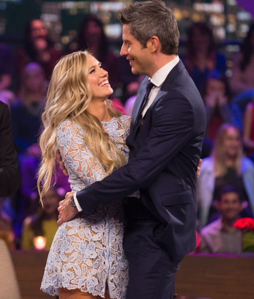 'The Bachelor': Lauren Burnham Reveals What She Asked Arie Luyendyk Jr. When the Cameras Weren't Rolling