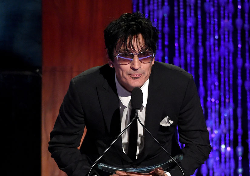 Tommy Lee Hospitalized