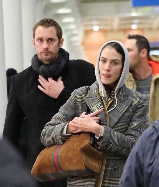 Alexander Skarsgård & Alexa Chung Spark Reconciliation Rumors – Are They…
