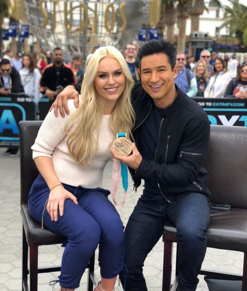 Lindsey Vonn & Adam Rippon Reveal What's Next After Winter Olympics 2018