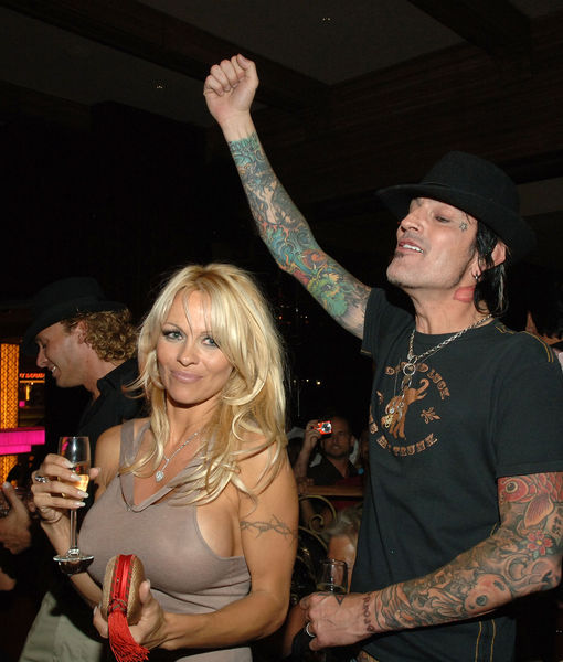 Pamela Anderson Bashes Tommy Lee After His Brawl with Son Brandon
