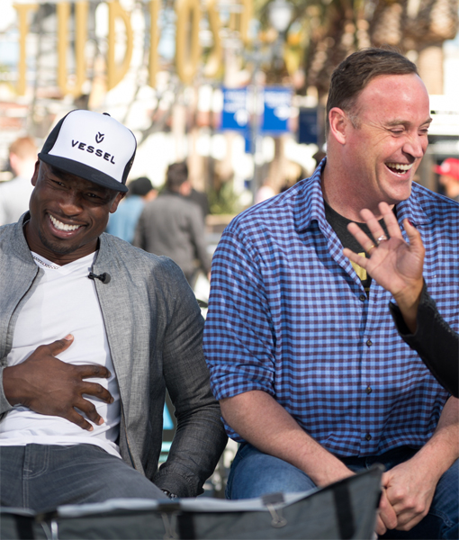 Akbar Gbajabiamila & Matt Iseman Reveal Their Dream Celebrity Cast