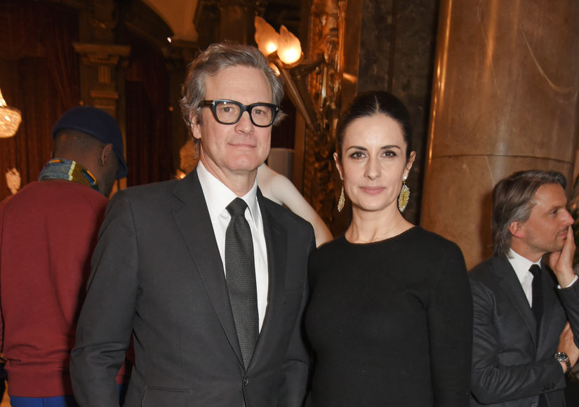 Colin Firth & Wife Livia Giuggioli Secretly Separated Before Her Affair with Alleged Stalker