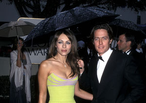 Hugh Grant Welcomes Baby #5 — Elizabeth Hurley Spills the Beans!