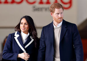Rumor Bust! Meghan Markle Not Pregnant, But She Is Talking Kids