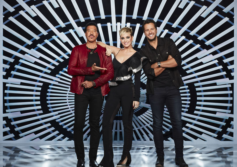 Why Lionel Richie Is Acting as a Chaperone for Katy Perry & Luke Bryan