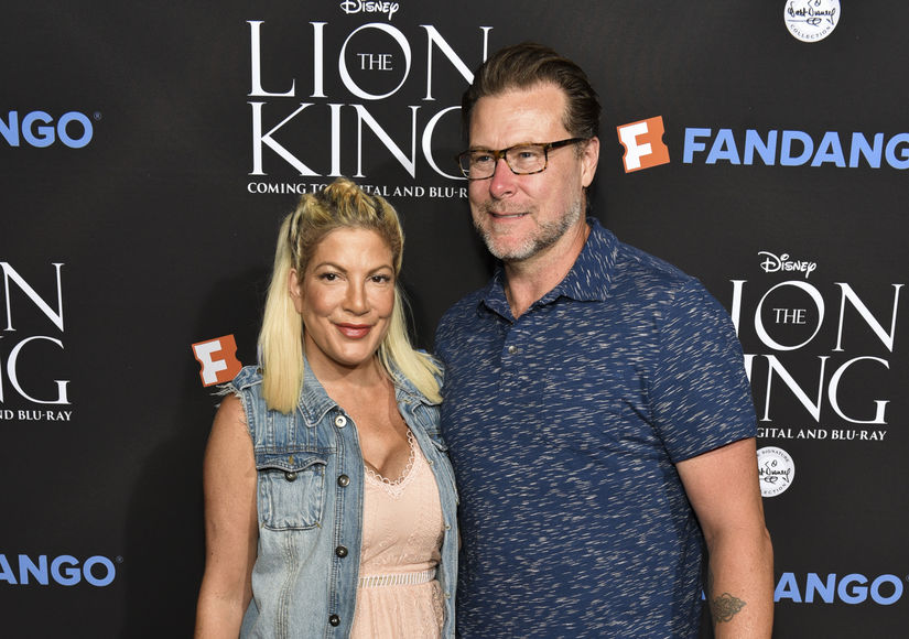 Tori & Dean Fought at Dinner with Kids After Her Alleged Breakdown