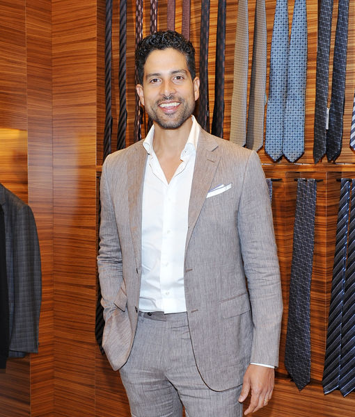 Adam Rodriguez Reveals What Makes Him Cry 'All the Time'
