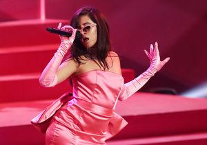 Pics! Stars at iHeartRadio Music Awards