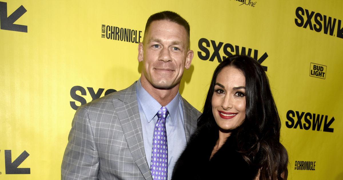 John Cena And Nikki Bella Call Off Wedding.Watch The Tearful Moments After Nikki Bella Called Off John