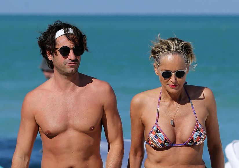 Is Sharon Stone Engaged to Much Younger Man?