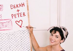 Bekah Martinez Wears Nothing but Overalls for 'Bachelor' Casting Photo