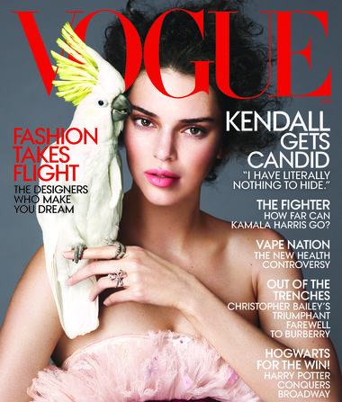 Kendall Jenner Takes On Those Gay Rumors: 'I Have Literally Nothing…