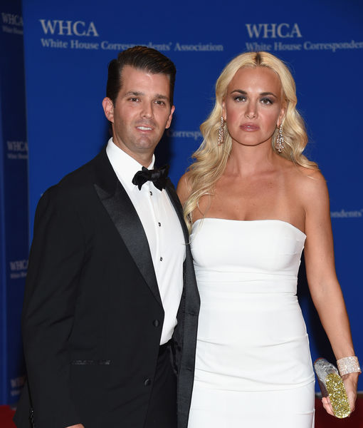 Donald Trump Jr.'s First Outing Since His Split with Wife Vanessa