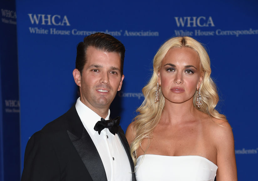 Has Donald Trump Jr. Already Moved On from Vanessa Trump?