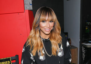 Tamar Braxton Says She's 'Finally Free' After Shaving Her Head