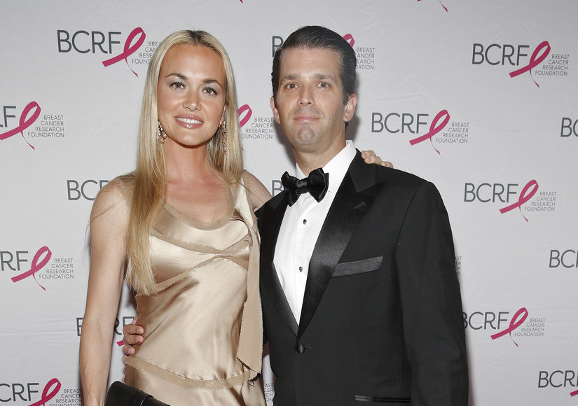 Donald Trump Jr. & Wife Vanessa Finalize Divorce After 12 Years of Marriage