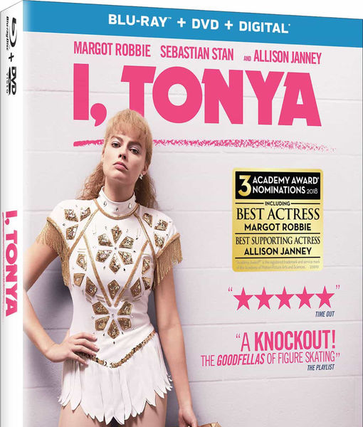 Win It! 'I, Tonya' on Blu-ray and DVD