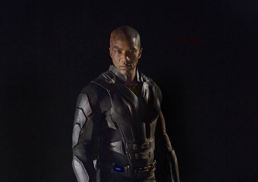 Why J. August Richards Loves Playing a Superhero on 'Agents of…