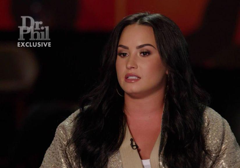 Exclusive: Demi Lovato Talks 'Everlasting Addiction' with Dr. Phil