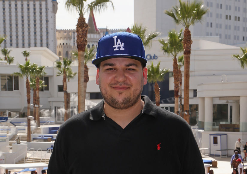 Rob Kardashian Receives B'day Wishes from Blac Chyna