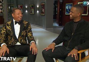 'Extra' Exclusive: Terrence Howard & Taraji P. Henson's Inside Scoop on…