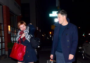 Is Scarlett Johansson Engaged to Colin Jost?