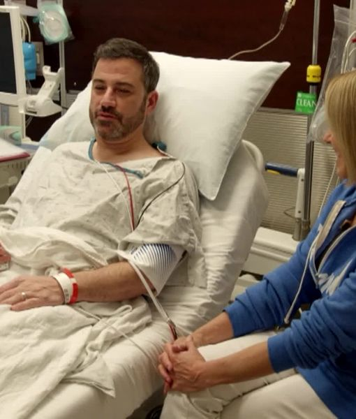 Katie Couric Joins Jimmy Kimmel for His First Colonoscopy — What Happens?