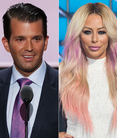 Did Donald Trump Jr. Have an Affair with Aubrey O'Day?