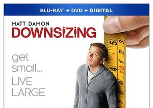 Win It! 'Downsizing' on Blu-ray and DVD
