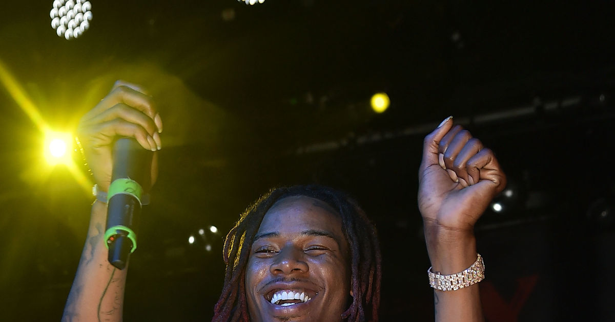 Rapper Fetty Wap Welcomes Baby #7    at 26! | ExtraTV com