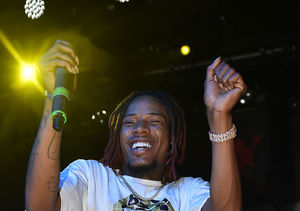 Rapper Fetty Wap Welcomes Baby #7... at 26!