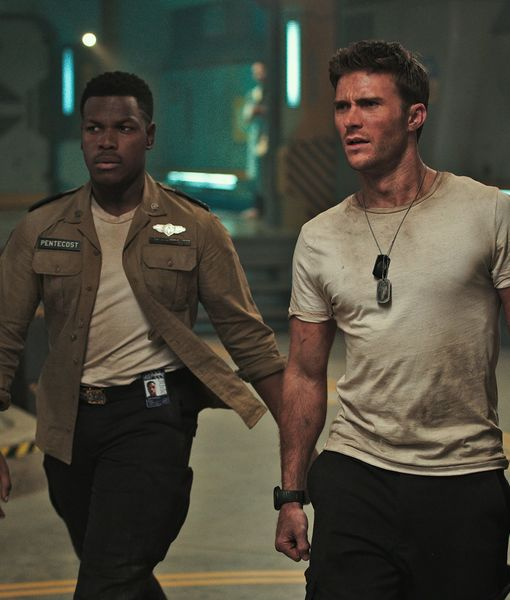 How Scott Eastwood & John Boyega Trained for 'Pacific Rim Uprising'