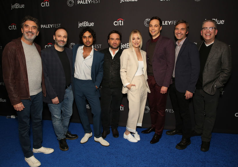 'Big Bang Theory' Cast on the Big Season-Finale Wedding